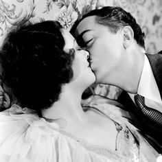 Myrna Loy and Willia
