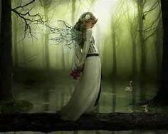 Fantasy / Green Fairy # 1280x1024