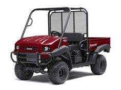 New 2016 Kawasaki Mule 4000 ATVs For Sale in Alabama. 2016 Kawasaki Mule 4000, 2016 Kawasaki Mule 4000 THE KAWASAKI DIFFERENCE If you are looking for a no-nonsense, high quality, mid-size, 2WD, two-passenger side x side at a great price, look no further than the MULE 4000 SIDE X SIDE. Features May Include: 617cc fuel-injected, V-Twin engine produces reliable performance 2WD with dual-mode rear differential Continuously Variable Transmission (CVT) w/ HI/LO ranges Capable of hauling up to 800…