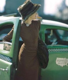 Constantin Joffe on Flickr: can you believe this photo was taken in 1945? (and another great muff to go with the hat)