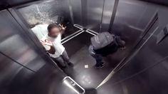 La broma de la diarrea en el ascensor que arrasa en la Red