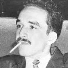 Gabriel Garcia Marquez. For ever.