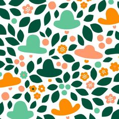 A leafy detail of a super lovely #fashion #print project coming out later this #Spring in #Japan ! ☀️
