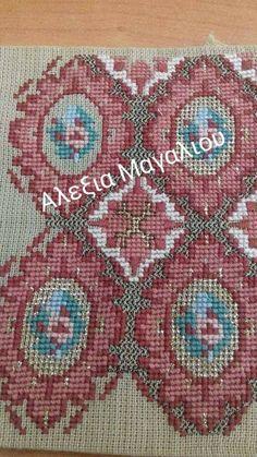Gallery.ru / Фото #78 - ιουλιος - ergoxeiro Cross Stitch Rose, Cross Stitch Embroidery, Cross Stitch Patterns, Mosaic Crafts, Diy And Crafts, Kids Rugs, Design, Fabrics, Farmhouse Rugs