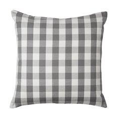 "Ikea Smanate Cushion Cover Grey & White Checkered Design with Zipper 20 X 20"" 100% Cotton IKEA http://www.amazon.com/dp/B00KST5GZW/ref=cm_sw_r_pi_dp_wwatwb0WHRDGE"