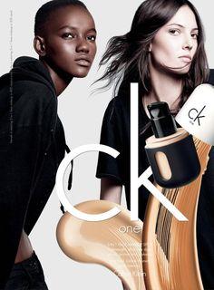 Calvin Klein - cK One Color Cosmetics Campaign S/S 12