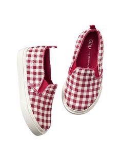 Printed slip-on sneakers ~ Gap ~ ♡