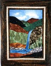 Waterfall Quilts  by Kathie Alyce of Plainfield, Vermont    Home    Gallery    Workshops/Lectures    Curved Templates, Patterns and Book    Contact    Quilt Gallery: Award Winning Work    These quilts are art, therefore each quilt is an original.    For custom commissioned pieces, go to the contact page.