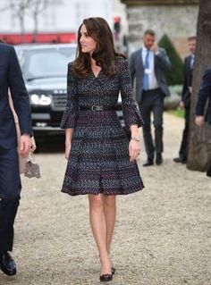 Os looks mais lindos da Kate Middleton