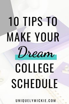 10 Tips to Building the Perfect Class Schedule in College College Schedule, Class Schedule, College Students, Advice, Lifestyle, Building, Tips, Blog, Buildings