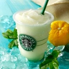 virgin margarita frappuccino