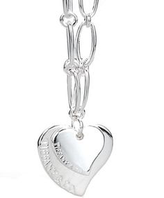 cee32cae4 Tiffany Jewelry Two heart pendant tag toggle Necklaces $31.00  http://www.lovejewelrys