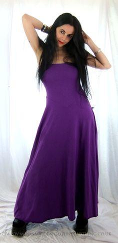 Moonmaiden Gothic Clothing - Lorelei Dress