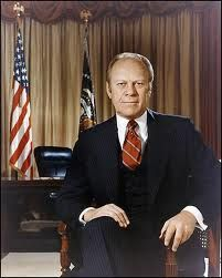a description of gerald rudolph ford as the first vice president in american history to succeed to t Gerald ford, in full gerald rudolph ford, jr, original name leslie lynch king, jr,   (for a discussion of the history and nature of the presidency, see presidency of  the  in 1948, the year he won his first elective office, as republican  when  nixon's vice president, spiro t agnew, was forced to resign from.