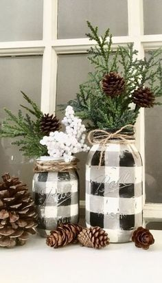 71 INCREDIBLE RUSTIC FARMHOUSE CHRISTMAS DECORATION IDEAS