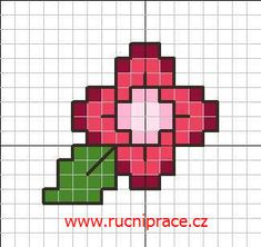 Small Flower Cross Stitchs Patterns