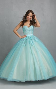 Allure Q414 by Allure Quinceanera