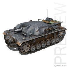 SD.KFZ 142 StuG 3 Ausführung B - German assault gun - 3.StuG.Abt.210 Ostpreussen 1941