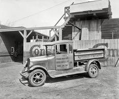 Coal Wagon: 1928