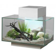 Fluval Edge 23 Litre Aquarium White