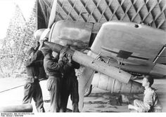 FW 190 - Fitting Rocket`s