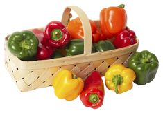Bell peppers are heat-loving plants that prefer full sun and warm weather. They're also perfect for planting in containers for gardens where space may be an issue.