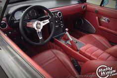 Cxmoney's Red Interior NA Miata. #miata