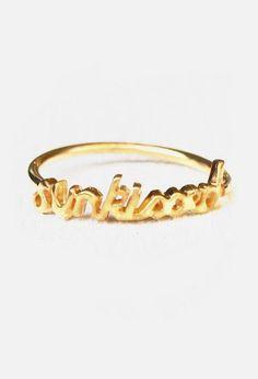 Sunkissed Ring @Juanita Jimenez Jewelry