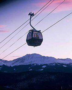 Ride in a Gondola. DONE-Gondola Lifts. Snowboarding, Skiing, Gondola Lift, Ski Lift, Art And Craft Design, Colorado Rockies, Great Places, Google Images, Transportation