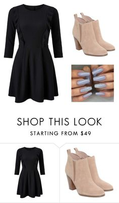 """""""Untitled #1906"""" by laurenatria11 ❤ liked on Polyvore featuring Miss Selfridge and Michael Kors"""