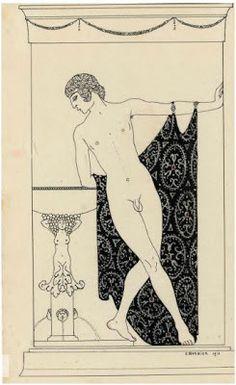 George Barbier - Narcisse