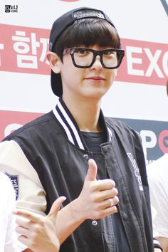 Chanyeol | Spao Event in Myeondong (150711)