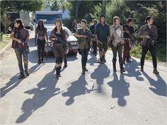 The Walking Dead - Arrivée à Alexandria