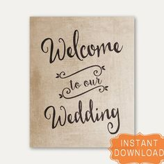 Hey, I found this really awesome Etsy listing at https://www.etsy.com/listing/463807453/wedding-sign-welcome-rustic-wedding