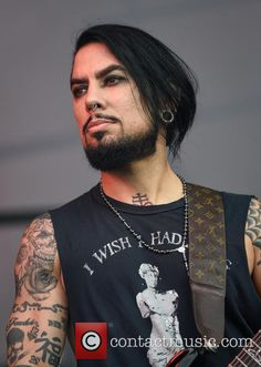 Dave Navarro and Janes Addiction at Download festival 2016