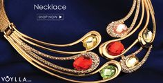 Looking for those be dazzling beauties that can make every ensemble sizzle?  #Fashion #Acessories #fashionAcessories #beautiful #AlwaysBeautiful #Classic #dazzling #gold #jewellery #jewelry #necklace #Bracelets #Earrings