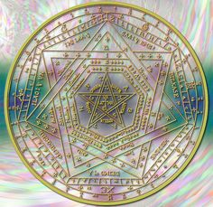 Archangel Michael Angelic Symbols~seal and sigil of archangel michael~