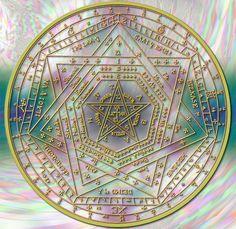 Sigil of Ameth by gematria