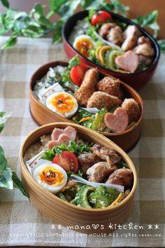揚げ物の後片づけ対策 ☆ お弁当と晩ご飯♪ : ** mana's Kitchen **