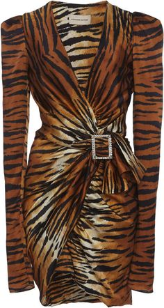 3f579576 8 best tiger print dress images | Indian clothes, Indian attire ...