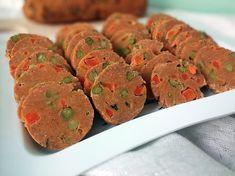 Vegan Vegetarian, Paleo, Sausage, Dishes, Meat, Food, Sausages, Tablewares, Essen