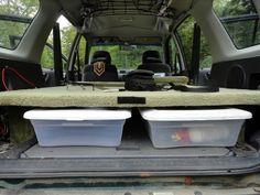 Forrester Sleepin Platform Subaru