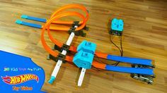 Hot Wheels Power Booster Kit Track Builder System - Hot Wheels Toys - Ki...