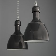 Eastern Bloc factory shades | Ceiling Lights | Skinflint
