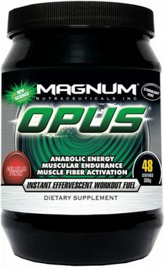 Click Image Above To Buy: Magnum Nutraceuticals Opus - 48 Servings - Cellular Punch