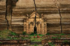 Mingun Pagoda -Burma- (Myanmar - Tailândia) - Foto: Steve McCurry