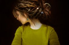 Thick dreads
