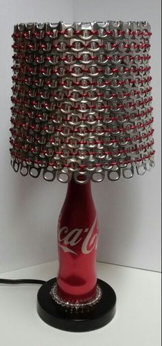 Can tab lamp-$60-contact Ecochique@aol.com