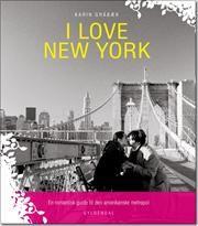 """""""I love New York"""" af Karin Gråbæk"""