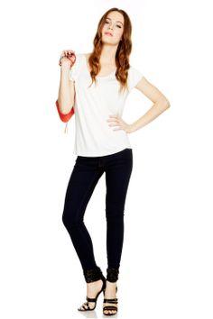 Rebecca Minkoff Band T-Shirt | Rebecca Minkoff Online Store